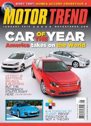 Motor Trend EN Jan 2010