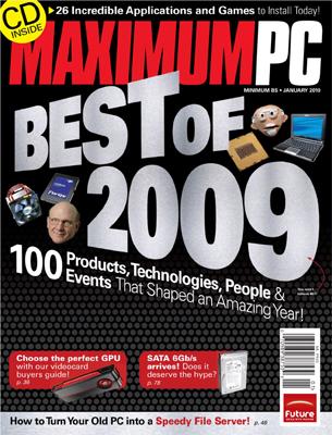 Max PC Jan 2010