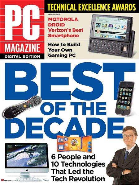 PC Mag Jan 2010