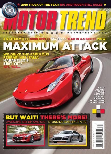 Motor Trend Feb 2010