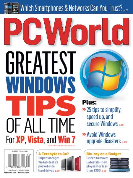PC World Feb 2010