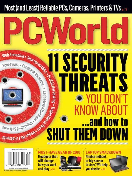 PC World March 2010