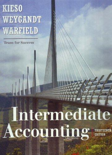 Buku Kuliah  Intermediate Accounting 13th Kieso Weygandt